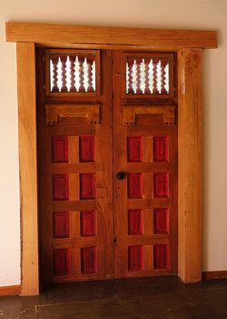 puerta rojaB