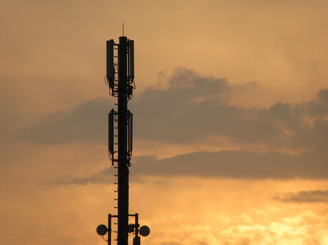 Radio Tower in VA