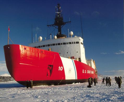 USCGC Polar Star - Arctic
