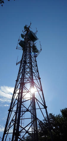 Comms Tower - MD