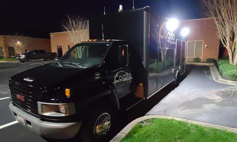 Comms Truck Scene Lights