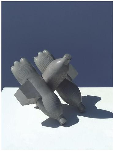 Protoplast III. (Gasho) 19x21x20 cm, 202