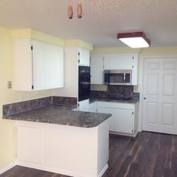 Interior Kitchen+Cabinets
