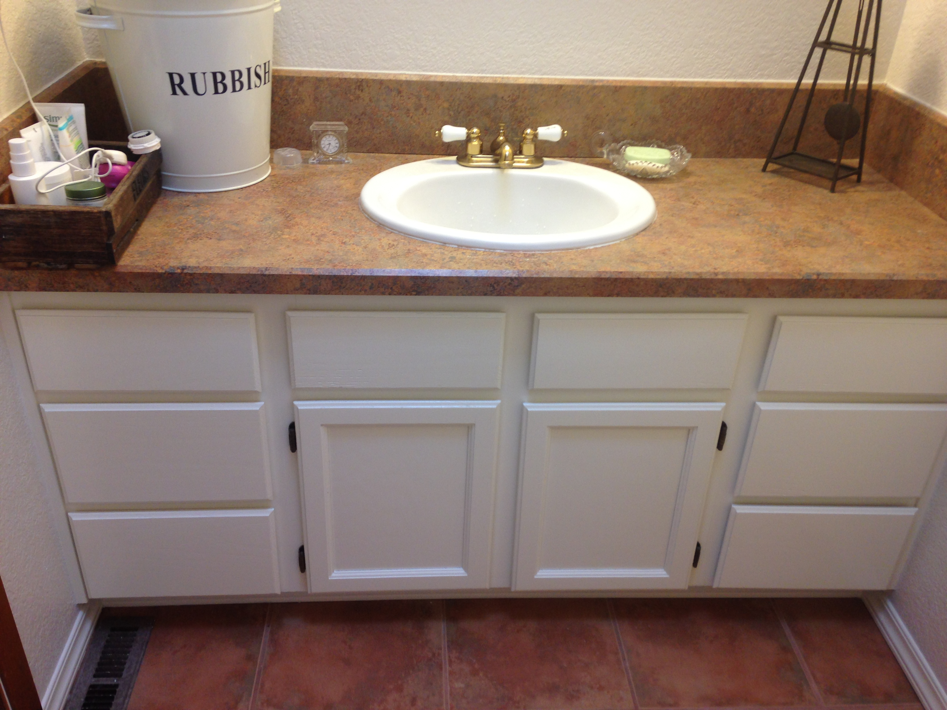 Bathroom Cabinets After