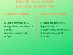 Talking through data
