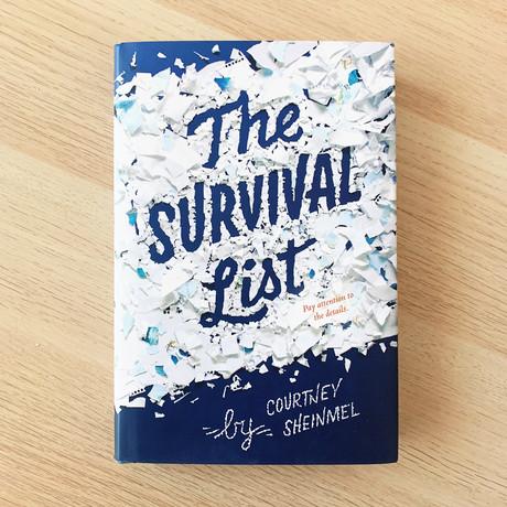 the survival list book.JPG