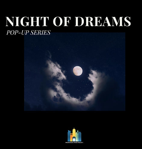 Promenade Opera Project Presents: POP-Up Series: A Night of Dreams