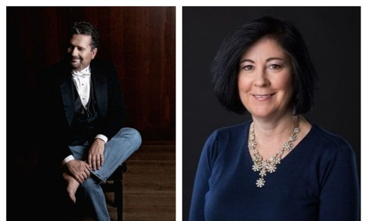 Sparrow Live Presents: An Evening Hymn: Featuring Dr. Jean Anderson Collier, piano, and David Small, baritone
