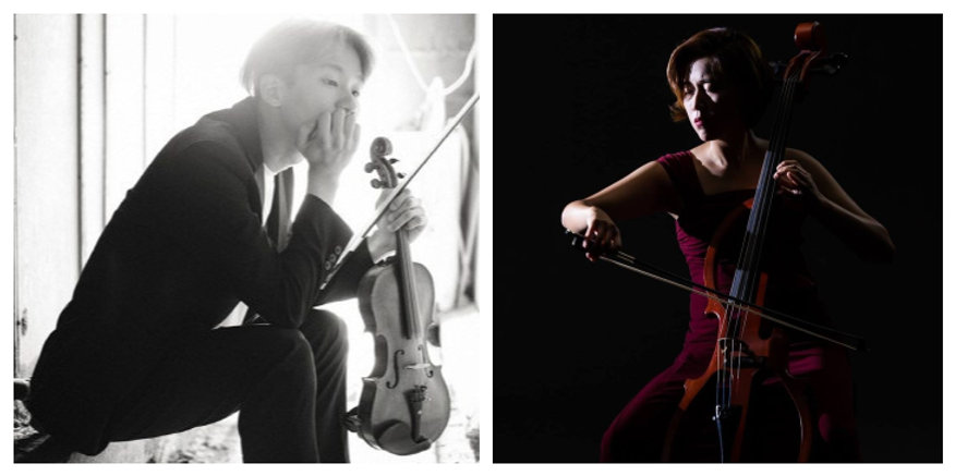 Sparrow Live Artist in Residence: Big Violin Player welcomes violinist Tag Bo Nee
