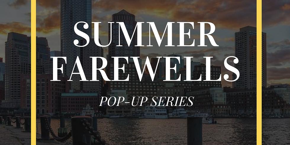 Promenade Opera Project Presents: POP-Up Series: Summer Farewells