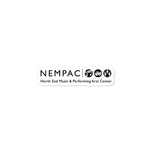 NEMPAC stickers