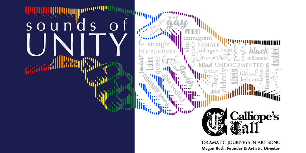 Calliope's Call Presents: Sounds of Unity