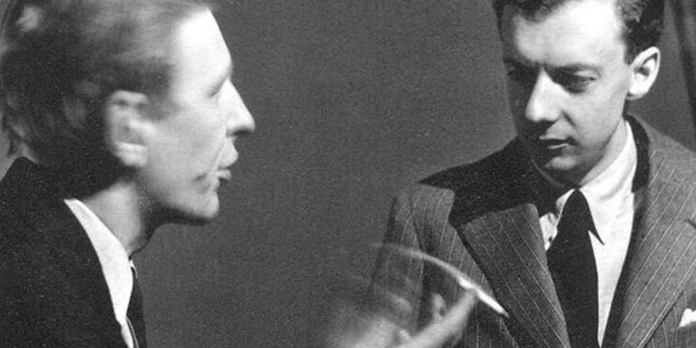 Britten + Auden