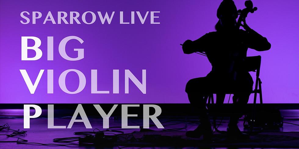 Big Violin Player LIVE