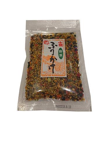 Totani Yasai Furikaké - Furikaké aux légumes (50g)