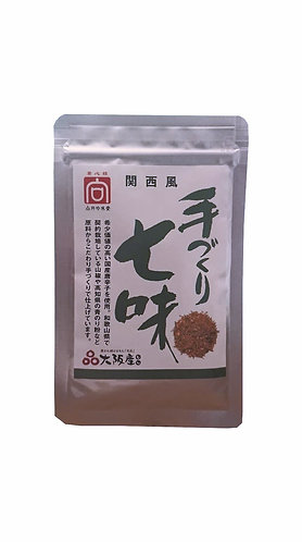 Mukai Chinmido Shichimi Piment en Poudre [20g]