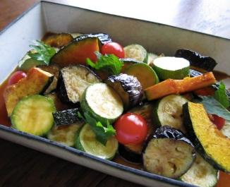 Légumes italiens marinés - Vinaigre Iio Zojo