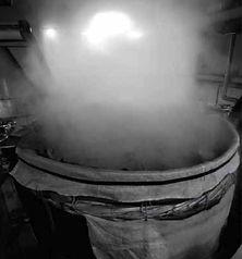 Cuisson du riz à la vapeur