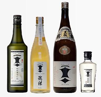 gamme de sakés Kenbishi