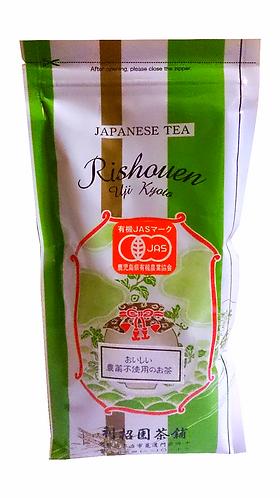"""Rishouen thé vert bio """"Saémidori""""  Fukamushi  [100g]"""