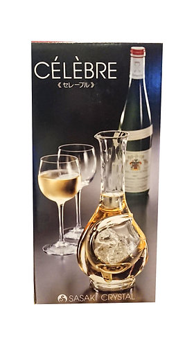 Carafe à saké ou vin blanc - Sasaki