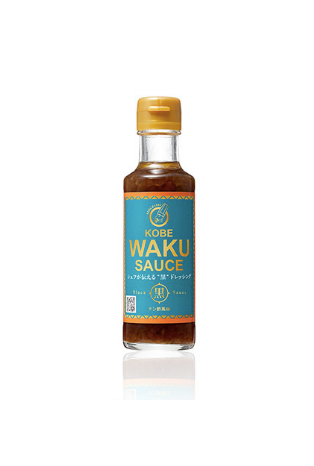 Kobé Waku Black Dressing (150ml)