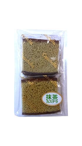 Totani Kasutera Matcha Gâteaux 4 pièces