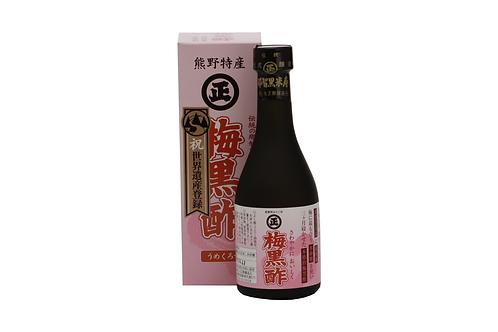 Marusho Ume Kuro-su Vinaigre Noir de Prune [300ml]