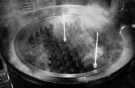 Pasteurisation du saké