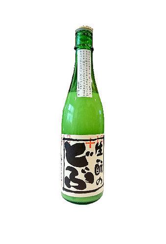 Kimoto no Dobu Junmai Nigori non pasteurisé  (720ml)
