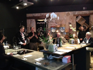 Dégustation de saké Le 16 Juin 2014 Au Bis