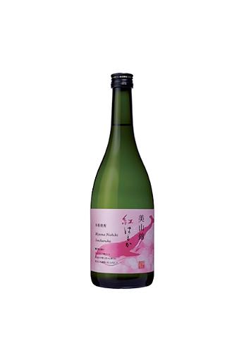 "Shochu ""Miyamanishiki-Beniharuka"" 25% (720ml)"
