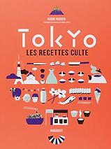 Livre Tokyo Les recettes culte