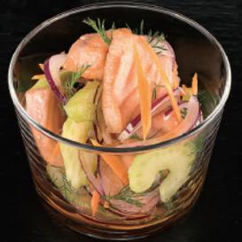 Escabeche de Saumon - Vinaigre pour sushi Marusho