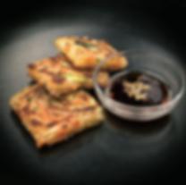 Pancake de pomme de terre style Corée, - Vinaihre Champonzu