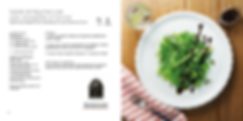 Salade de légumes cuits avec vinaigrette à l'ail noir - Pâte d'ail noir en tube