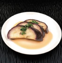 Aubergine à la vapeur - Vinaigre Tosazu