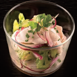 Ceviche de dorade - Vinaigre pour sushi Marusho