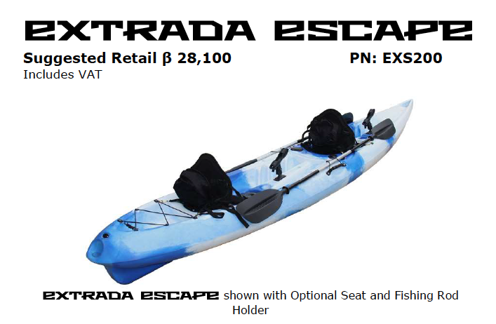 Extrada Escape