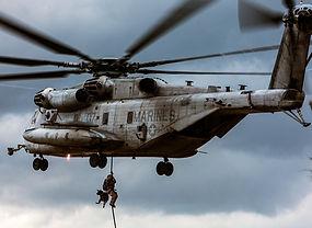 English Braids ropes military