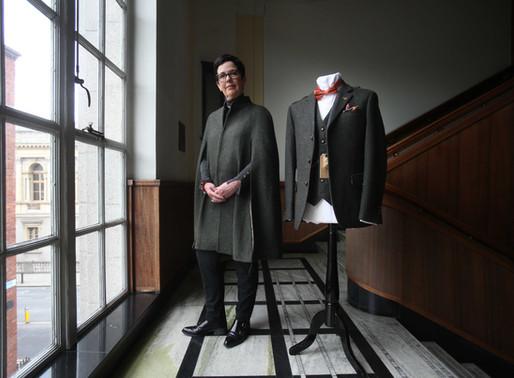 Balbriggan-based Celtic Tweeds one of two Fingal Designers showcasing at RDS Craft & Design Fair.