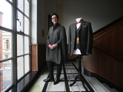 Balbriggan-based Celtic Tweeds one of two Fingal Designers showcasing at RDS Craft & Design Fair.