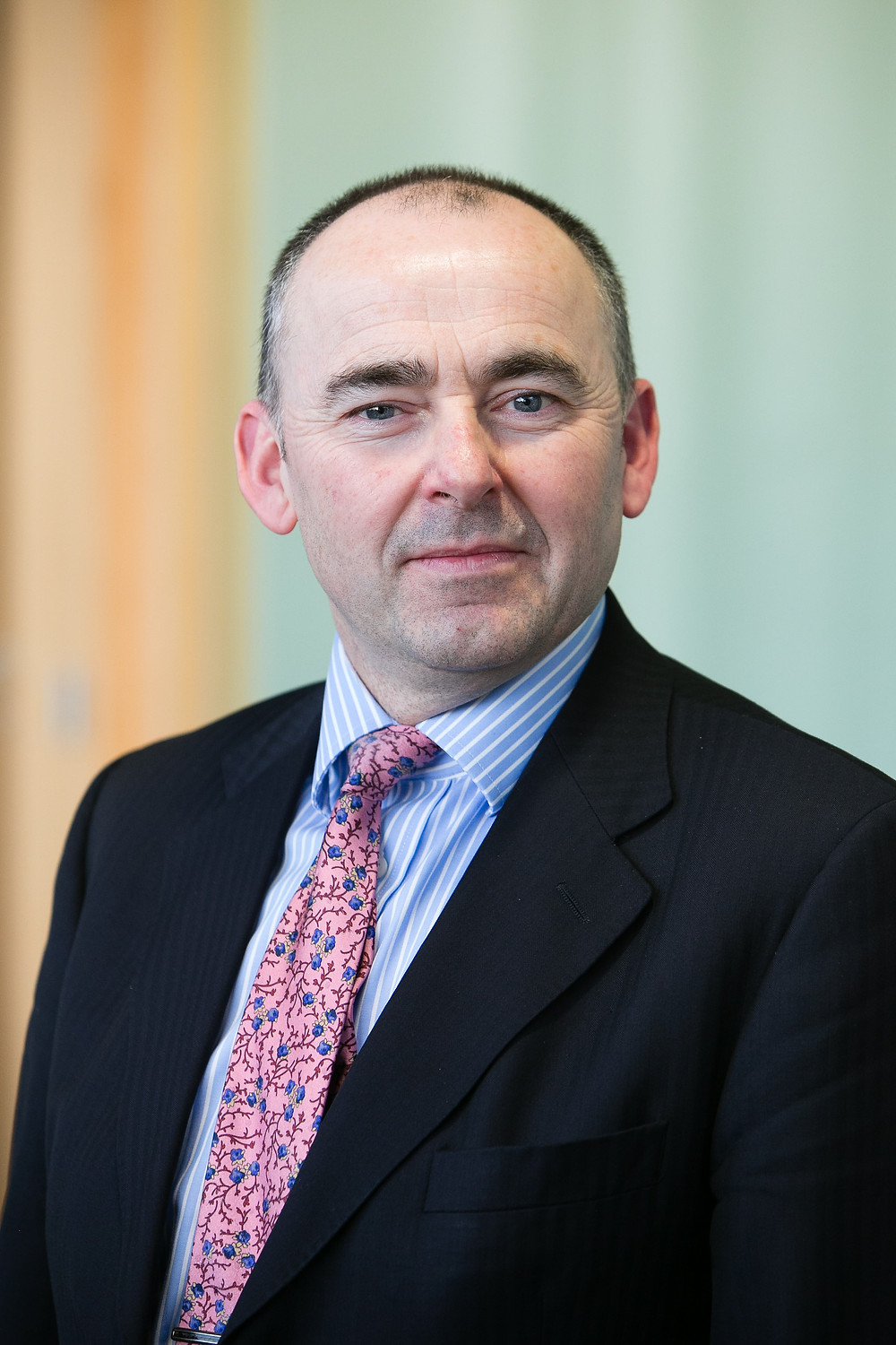 Dr. Pat O'Connor, Chair Fingal LCDC