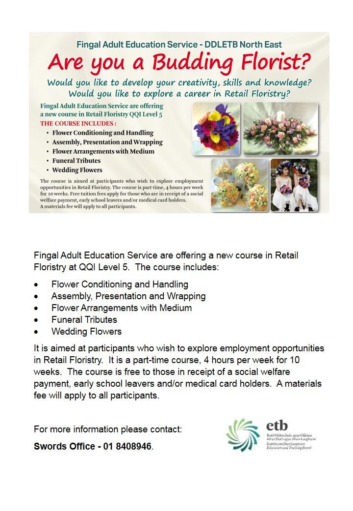 Fingal Adult Education Service Balbriggan
