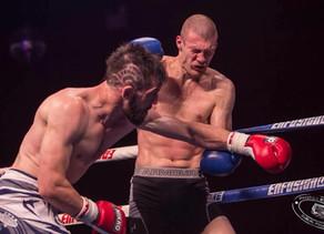 Balbriggan's Pro Fighter Keith McLefty Levins
