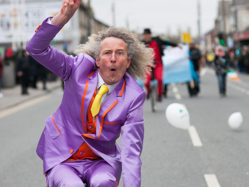 Want to be in the Balbriggan St. Patrick's Day Parade?