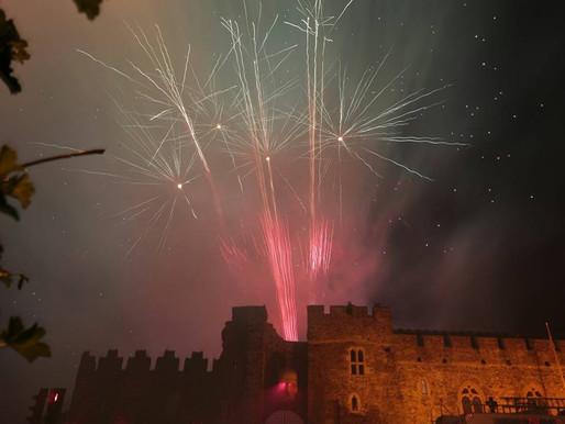 Fingal's Big Weekend Dublin Marathon and Fingal Festival of Fire