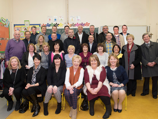 Balrothery NS Class of 1976 Reunion