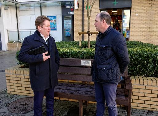 O'Brien urges locals to help influence strategy to regenerate Balbriggan