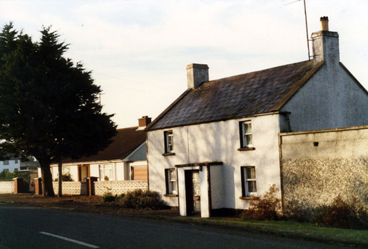 Balrothery, William Andrews house Nov 19